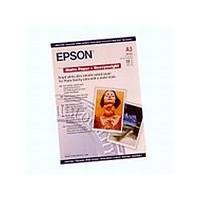 Papier - Epson Matt Paper-Heavyweight A3, 167g/m³ 50vel - C13S041261