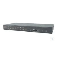KVM switches - APC 16 Port Multi-Platform Analog KVM - AP5202