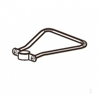 Kast accessoires - Ergotron - Draaghandvat - chroom - voor Mobile WorkStand - 90-015-100