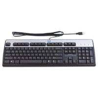 Toetsenborden - HP Keyboard Duits Zwart **New Retail** - DT528A#ABD