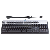 Toetsenborden - HP Keyboard 105K USB Finnish **New Retail** - DT528A#ABX