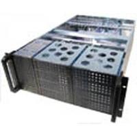 """Kasten - Chieftec 1x400W 19"""" 4U, EATX/ATX/mATX - UNC-410F-B"""
