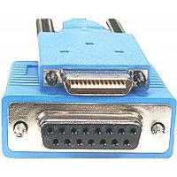 Netwerk kabels - Cisco X.21 Cable, DCE Female to Smart Serial, 10 Feet - CAB-SS-X21FC=