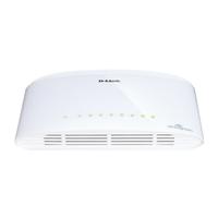 Hubs en switches - D-Link DGS 1005D - Switch - onbeheerd - 5 x 10/100/1000 - desktop - DGS-1005D/E