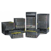 Hubs en switches - Cisco CAT6509E CHASSIS WS-SUP32-GE-3 **New Retail** - WS-C6509E-S32-GE