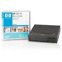 Disks en tapes - Hewlett Packard Enterprise Data Cartridge DLT IV capaciteit 40-80GB (TK88) - C5141F