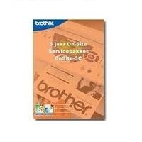 Garantie uitbreidingen - Brother Onsite 3C period 3 Jaar - ZWPS00360C