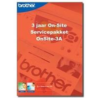 Garantie uitbreidingen - Brother OnSite-3A Garantie extension 3 Jaar - ZWPS00360A