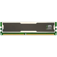 Geheugen - Mushkin Enhanced 1 GB DDR-400 DD 1GB400-3 Zilver MSK 991754, Silverline-Serie 999 maanden garantie - 991754