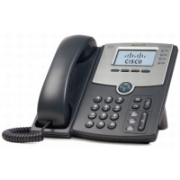 Telefoon - Cisco 4 Line IP Phone Display, PoE and PC Port - SPA504G