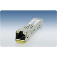 Transceivers en media converters - Allied Telesis AT-SPTX100-1000BaseTX SFP Module - AT-SPTX