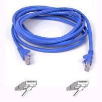 Foto- en videocamera acc. - Exotique Cable/patch CAT5 RJ45 snagless 10m blue - A3L791B10M-BLUS