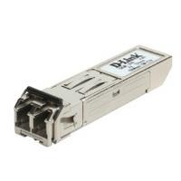 Transceivers en media converters - D-Link DEM 211 - SFP (mini-GBIC) transceivermodule - 100Mb Netwerk - 100Base-FX - LC multi-modus - maximaal 2 km - 1310 nm - voor DES 1210  DGS 3100-24, 3100-24P, 3100-48, 3100-48P  xStack DES-3552 - DEM-211