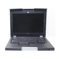 Rack monitor consoles - HP MONITOR&KEYINCL A 17-INCH WXGA - 406512-B31