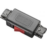 Netwerk hardware overige - Plantronics In line QD microfoon mute switch - 27708-01