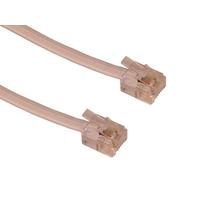 Telefoon kabels - Sandberg Telephone RJ11-RJ11 10m 6P4C - 502-53