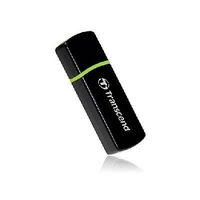 Geheugenkaartlezers - Transcend TSRDP5K, USB 2.0 SD/ microSD Reader - TS-RDP5K