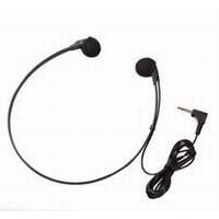 Headsets - Olympus E-99 - Koptelefoon - verticaal - 3,5 mm-stekker - zwart - 057747