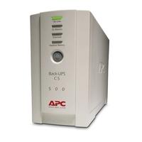 UPS - APC Back-UPS CS 500VA beige PowerChute PE - BK500EI