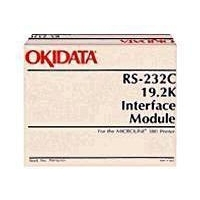 Interfacecomponenten  - OKI Superspeed interface RS-232 for 182/ 192/ 193 - 09002353
