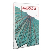 Grafisch en photo imaging - Autodesk AutoCAD LT 2011 Upgrade Add.Seat - 057C1-000471-80A1