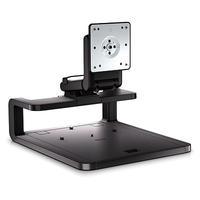 """Notebookarmen en steunen  - HP Adjustable Display Stand - Stand voor LCD-scherm / laptop - schermgrootte: 24"""" - voor Chromebook x360  EliteBook 725 G4, 745 G4, 755 G4, 840 G4, 850 G4  ProBook 64X G3, 65X G3 - AW663AA#AC3"""