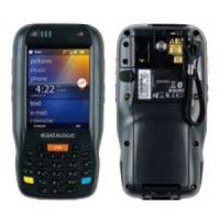 Mobiele telefoons - Datalogic elf, 1D, BT, WLAN, QWERTY, kabel (USB) ( Mobiele dataterminal, 1D, laser, keypad (QWERTY, 46 toetsen), touch screen, Camera (3MP), 8.9 cm (3.5), Bluetooth, WLAN (802.11a/b/g), 480x640 pixels, Xscale, 624 MHz, RAM: 256 MB, Flash: 256 MB, Windows Embedded H - 944301008