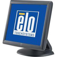 Touch screen monitoren - Elo Touch Solution 1715L, 43.2 cm (17), IT, donkergrijs touch monitor (5:4), 43.2 cm (17), IntelliTouch, 1280x1024 pixels, 25ms, helderheid: 258cd, kijkhoek: 140/123°(H/V), contrast: 800:1, VGA, touch interface: USB, RS232, netsnoer (EU), kleur: donkergrijs - E719160