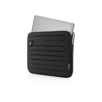 Notebook tassen - Belkin 13.3inch PLEATED SLEEVE FOR MACBOOK BLA - F8N371CWBKW