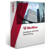 Antivirus en beveiliging - McAfee Database Activity Monitoring - 1 jaar Gold Software Support - 51 t/m 100 - DBMYCM-AA-CG