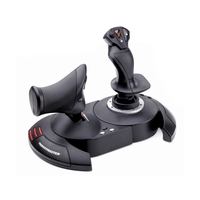 Joysticks en gamepads - Thrustmaster T Flight Hotas X PS3 & PC Joystick + Gaz Throttle - 4160543