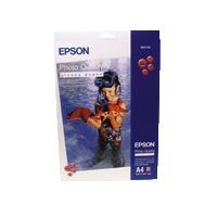 Papier - Epson Photo Quality InkJet Self Adhesive Sheet, A4, 10 vel - C13S041106