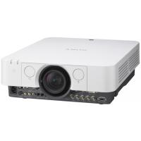 Projectoren - Sony VPL FX35 - LCD-projector - 5000 lumens - 1024 x 768 - 4:3 - standaardlens - VPL-FX35