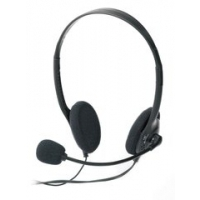 Headsets - Ednet HEADSET met VOLUME CONTROL - 83022