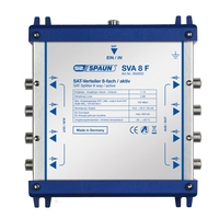 Memory Keys  - Maxell SVA 8 F Active 8-way Splitter - 850002