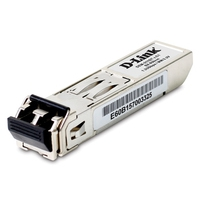 Routers - HP 1-port Mini-GBIC SFP to 1000BaseSX. 550m for all- Mini GBIC to 1000BaseSX Multi-mode Fiber Transceiver- Distance up to 550m - DEM-311GT