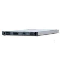 UPS - APC Smart-UPS 480 Watts / 750 VA Input 230V / Output 230V Interface Port DB-9 RS-232, SmartSlot USB Hoogte rek 1 U Inclusief: CD met software Rek inbouwbeugels Ondersteuningsrails rek inbouw Slimme UPS RS-232 signaalkabel, USB-kabel Gebruiksaanwijzing - SUA750RMI1U