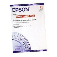 Papier - Epson InkJet Back Light Film, A2, 10 vel - C13S041130