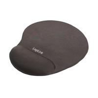 Muismatten - LogiLink Mousepad, Zwart - ID0027