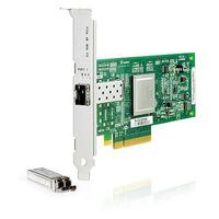 Disk arrays - HP 81Q PCIe 8Gb Fibre Channel Single Port Host Bus Adapter (QLogic Chipset) - AK344A