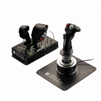 Joysticks en gamepads - Thrustmaster Thma Joyst. Hotas Warthog PC USB 24 maanden garantie - 2960720