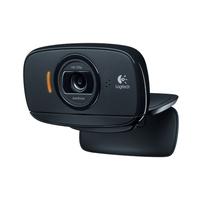 Webcams en netwerkcameras - Logitech Webcam C525 Zwart - 960-000721