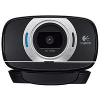 Webcams en netwerkcameras - Logitech Webcam C615 HD - 960-000735