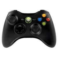 Joysticks en gamepads - Microsoft Controller Wireless Xbox360 - NSF-00002