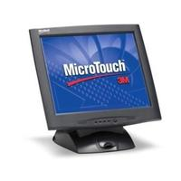 "Touch screen monitoren - Vikuiti 15"" MicroTouch Display M1500SS, Black, serieel - 11-81375-227"