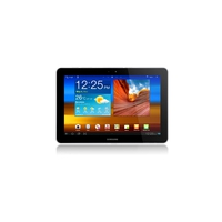 Tablet PC - Samsung Galaxy Tab 10.1 wireless soft Zwart - GT-P7510FKDPHN