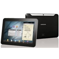 Tablet PC - Samsung Galaxy Tab 8.9 wireless soft Zwart - GT-P7310FKAPHN