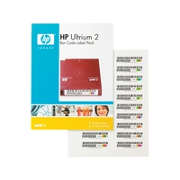 Overige opslagmedia - HP Ultrium 2 Bar Code Label Pack (100 data + 10 cleaning labels) - Q2002A