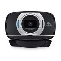 Webcams en netwerkcameras - Logitech Webcam C615 HD - 960-000736