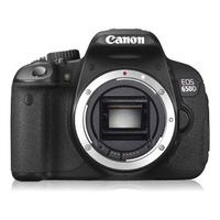 Digitale fotocameras - Canon EOS 650D Body Nord - 6559B027